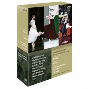 Orchestra & Chorus of the Opéra national de Paris, Paris Opera Ballet: Great Ballets Of The National De Paris - DVD