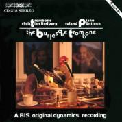 Christian Lindberg, Roland Pöntinen: The Burlesque Trombone - CD