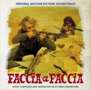 Ennio Morricone: Faccia A Faccia (Face to Face) - (Colored Vinyl) - Plak