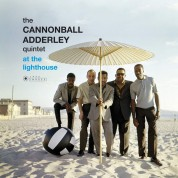 Cannonball Adderley: At The Lighthouse (Gatefold Packaging. Photographs By William Claxton) - Plak