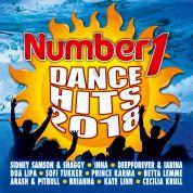 Çeşitli Sanatçılar: Number One Dance Hits 2018 - CD