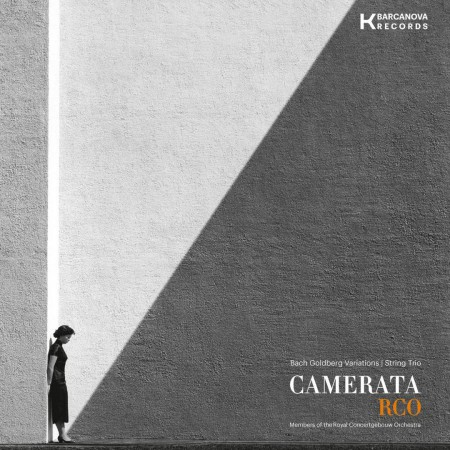 Camerata RCO, Royal Concertgebouw Orchestra: Bach Goldberg Varıatıons Bwv 988 - Arranged For Strıng Trıo - Plak