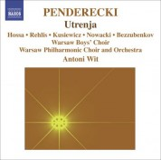 Antoni Wit: Penderecki, K.: Utrenja - CD