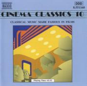 Çeşitli Sanatçılar: Cinema Classics, Vol. 10 - CD
