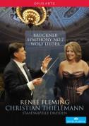 Wolf; Bruckner: Thielemann/Fleming Concert (Dresden) - DVD