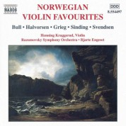 Norwegian Violin Favourites - CD