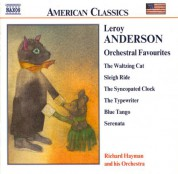 Anderson, L.: Orchestral Favourites - CD