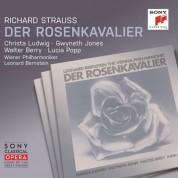 Gwyneth Jones, Leonard Bernstein, Wiener Philharmoniker, Christa Ludwig: Strauss: Der Rosenkavalier - CD