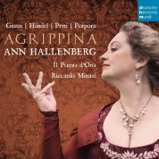 Ann Hallenberg: Agrippina - CD