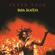 Peter Tosh: Bush Doctor - Plak
