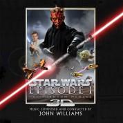 John Williams: Star Wars Episode I - The Phantom Menace - Soundtrack - CD