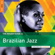 Çeşitli Sanatçılar: Brazilian Jazz - Plak