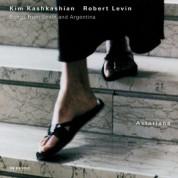 Kim Kashkashian, Robert Levin: Asturiana - Songs from Spain and Argentina - CD