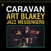 Art Blakey, The Jazz Messengers: Caravan - Plak