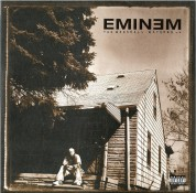 Eminem: The Marshall Mathers Lp - Plak