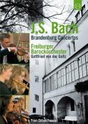Freiburger Barockorchester, Gottfried von der Goltz: J.S. Bach: Brandenburg Concertos 1-6 - DVD