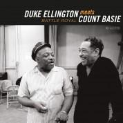 Duke Ellington, Count Basie: Battle Royal + 2  Bonus Tracks! (Outstanding New Cover Art) - Plak