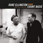 Duke Ellington, Count Basie: Battle Royal + 2  Bonus Tracks! (Outstanding New Cover Art) - Plak