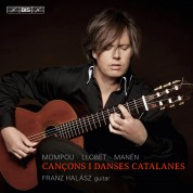 Franz Halasz - Cancons I Danses Catalanes - SACD