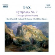 Bax: Symphony No. 7 / Tintagel - CD
