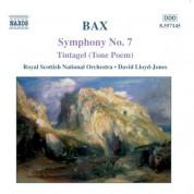 Bax: Symphony No. 7 / Tintagel - CD