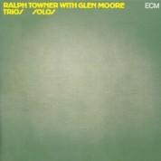Ralph Towner, Glen Moore: Trios / Solos - CD