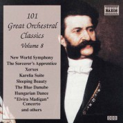 101 Great Orchestral Classics, Vol.  8 - CD