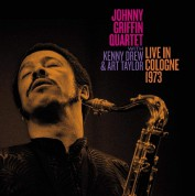 Johnny Griffin: Live In Cologne 1973 - CD