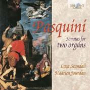Luca Scandali, Hadrien Jourdan: Pasquini: Sonatas for Two Organs - CD