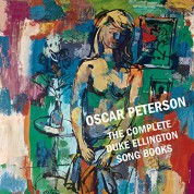 Oscar Peterson: The complete Duke Ellington song books - CD