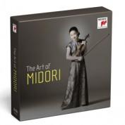 Midori Goto: The Art of Midori - CD