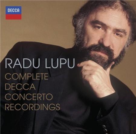 Radu Lupu - Complete Decca Concerto Recordings - CD