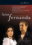 Torroba: Luisa Fernanda - DVD