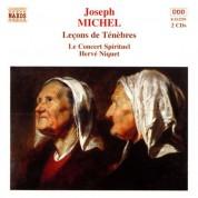Michel: Lecons De Tenebres - CD