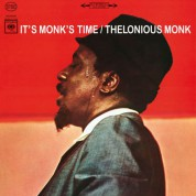 Thelonious Monk: It's Monk's Time - Plak