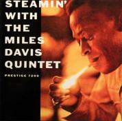 Miles Davis Quintet: Steamin' (33rpm-edition, 200g-edition) - Plak