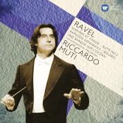 Philadelphia Orchestra, Riccardo Muti: Ravel: Rapsodie Espagnole, Daphnis & Chloe-Suite Nr. 2, Rapsodie espagnole, Une Barque sur l'Ocean - CD