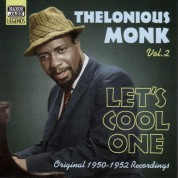 Monk, Thelonious: Let's Cool One (1950-1952) - CD