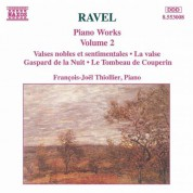 Ravel: Piano Works, Vol.  2 - CD
