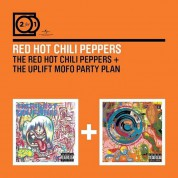 Red Hot Chili Peppers: The Red Hot Chili Peppers / The Uplift Mofo Party Plan - CD