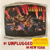 Nirvana: MTV Unplugged In New York (25th Anniversary Edition) - Plak