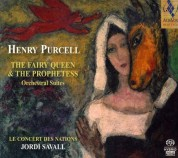 Le Concert des Nations, Jordi Savall: Purcell: The Fairy Quenn, The Prophets - SACD