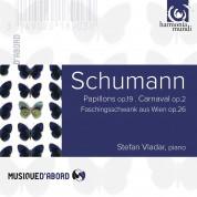 Stefan Vladar: Schumann: Papillons op.19 - CD