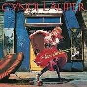 Cyndi Lauper: She's So Unusual - Plak