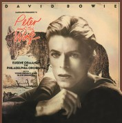 David Bowie: Peter And The Wolf - Plak