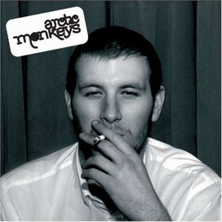 Arctic Monkeys: Whatever People Say I Am, That's What I'm Not - Plak