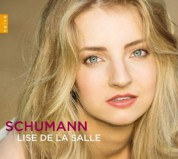 Lise de la Salle: Schumann: Kinderszenen,... - CD