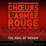 Les Chœurs de l'Armée Rouge MVD: Les Chœurs De L'armée Rouge The Soul Of Russia - CD