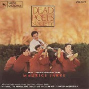 Maurice Jarre: Dead Poets Society (Soundtrack) - CD