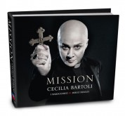 Cecilia Bartoli - Mission (Hardcover Edition) - CD
